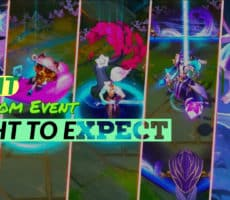 What To Expect From League of Legends' Spirit Blossom Event?