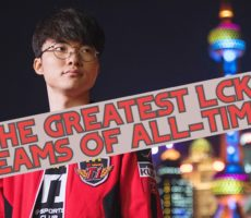 Most Influential LCK Teams Of All Time