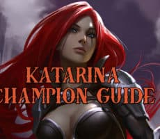 League of Legends Season 10 Katarina Guide