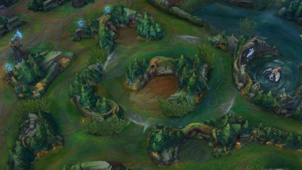 New rift map - League of legends