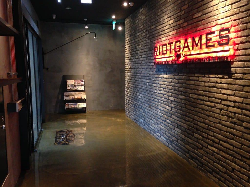 Riot Games Headquarters in Korea