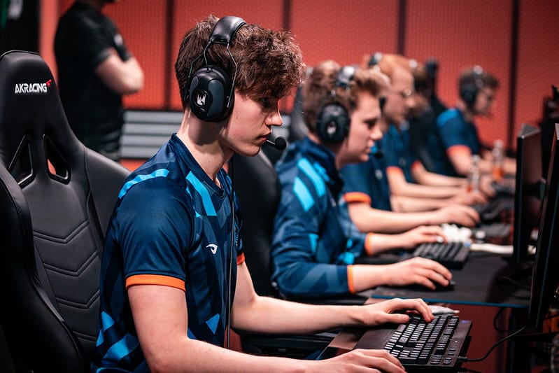 Rogue focused on playing their match