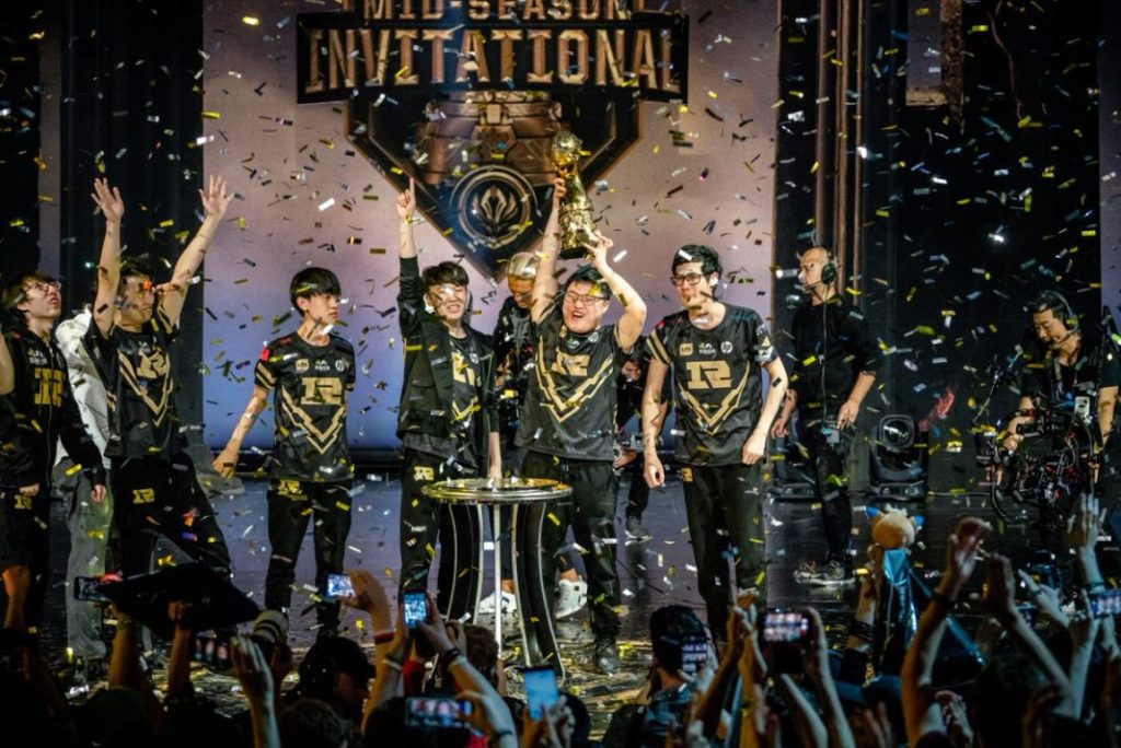 RNG Wins in the MSI 2018 Tournament for the LPL