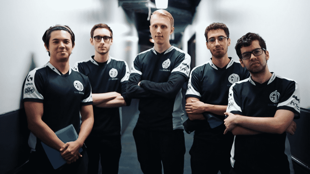 The TSM 2018 Roster lining up