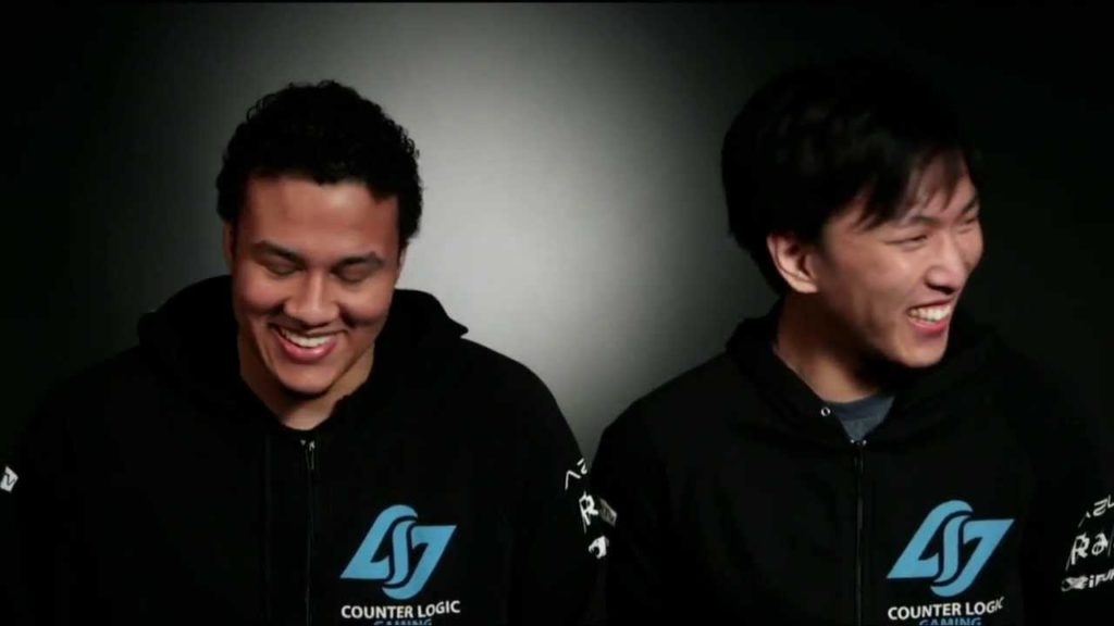 CLG Doublelift and CLG Aphromoo   Doublelift Story