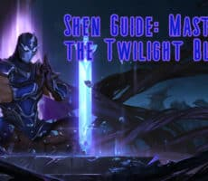 League of Legends Shen Guide