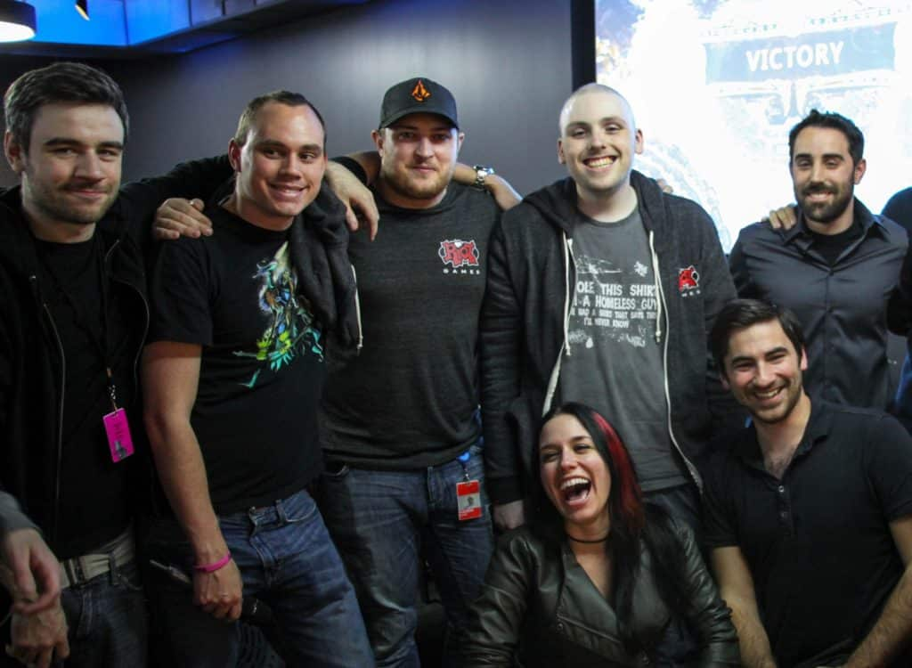 Riot Games Inc. Staff and Personnel