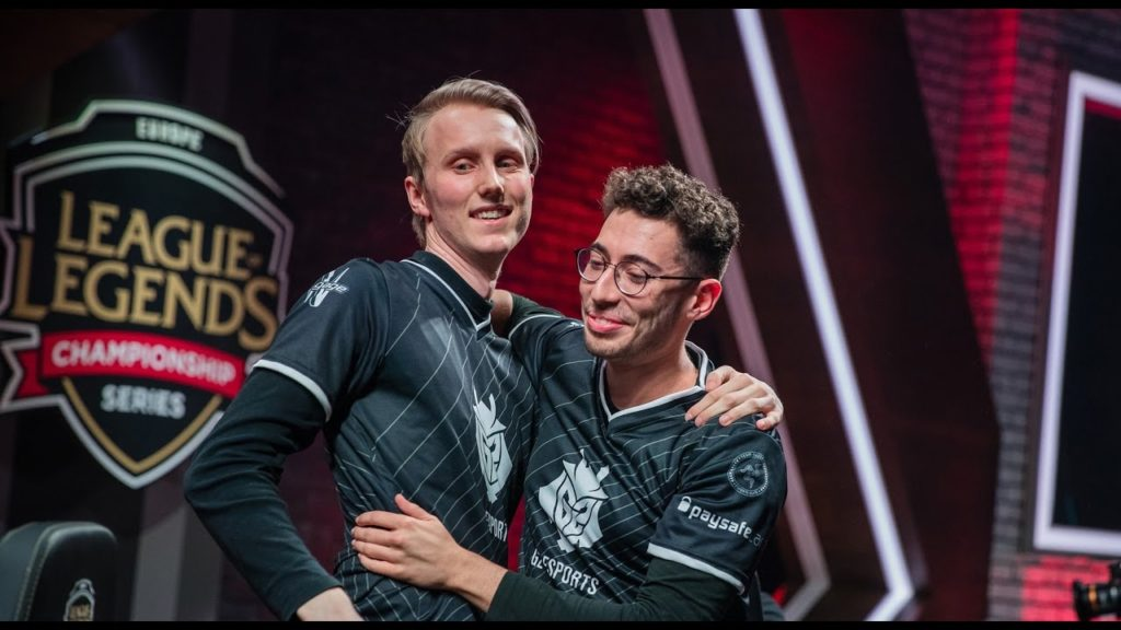The Legendary Botlane Duo of G2: Zven and Mithy