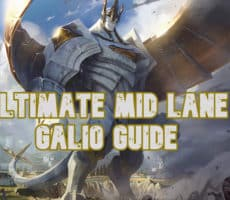League of Legends Galio Guide