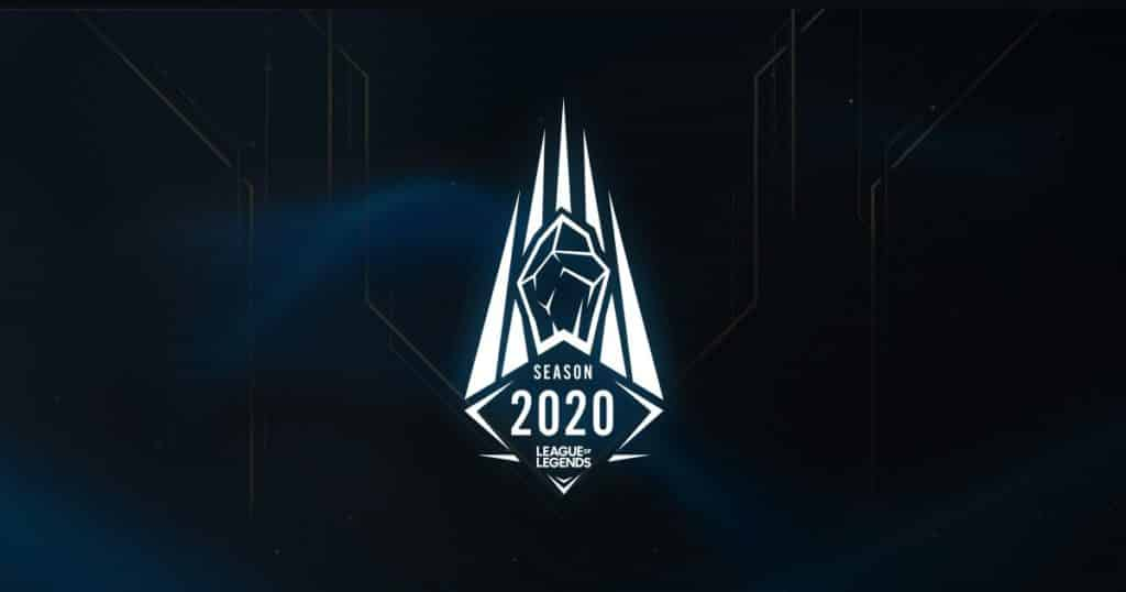 League of Legends Season 10 banner announcement