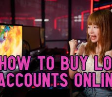 How to Buy LoL Accounts Online