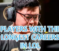 5 Pro Players With the Longest Career in LoL