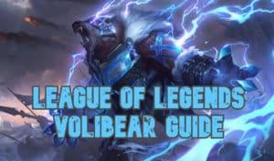 Rune Guard Volibear   Volibear Guide Banner