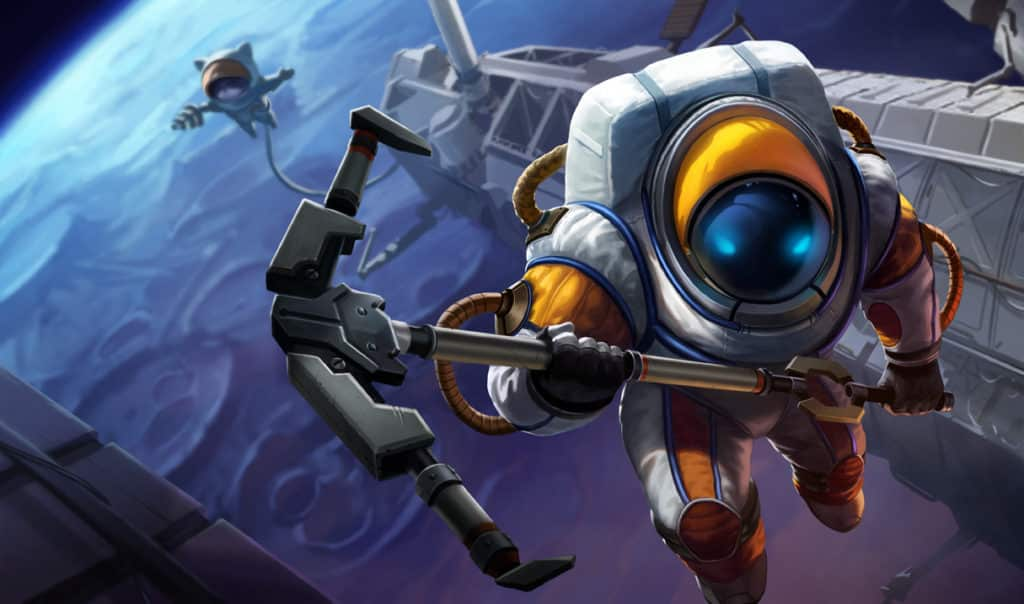 nautilus in space wearing an astronaut suit | Nautilus guide