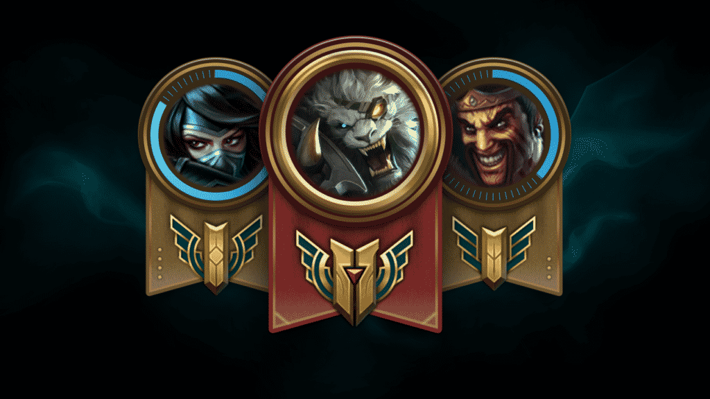 Mastery Frames and Flairs examples