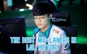 Damwon's Showmaker in game | Best Mid Laners Banner