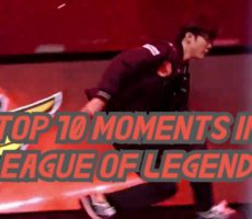 Top 10 Most Memorable LoL Moments in Esports History