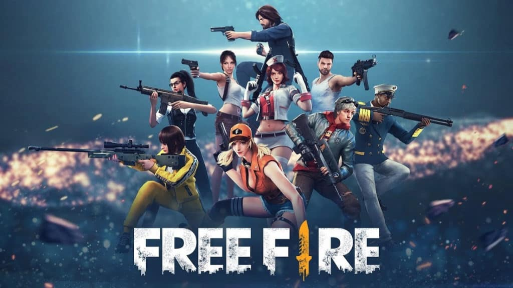 Garena's Free Fire, a battle royale on mobile