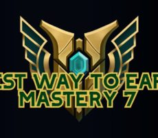 Best Way to Increase Mastery Points in LoL
