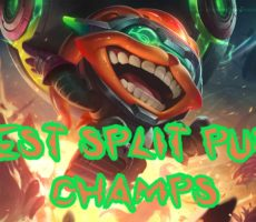 Top 5 Best Split Pushers in LoL