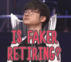 Are We Going to See A Faker Retirement Announcement Soon?