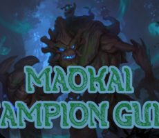 League of Legends Maokai Guide
