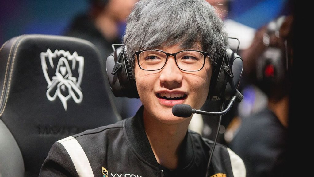 Peanut playing for ROX Tigers