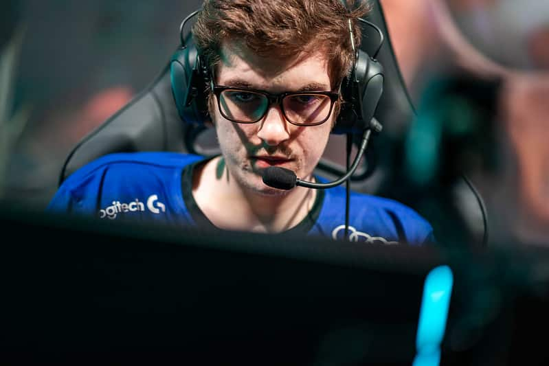 Alphari playing while he was with Origen