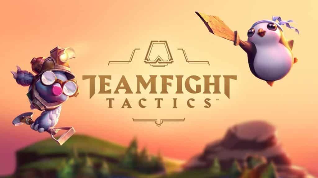 Teamfight Tactics Featherknight Wallpaper = TFT Guide