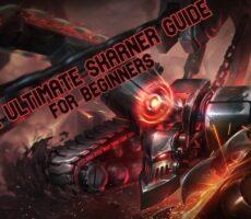 League of Legends Skarner Guide