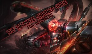 A cyborg skarner - Skarner Guide banner