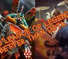 League of Legends vs Dota 2: Which MOBA Game is Better?
