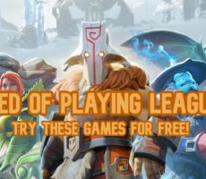 7 Games Like League of Legends You Have to Try