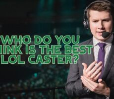 Top 10 Best LoL Casters For The English Broadcast