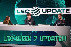 LEC Week 7 Update - Banner
