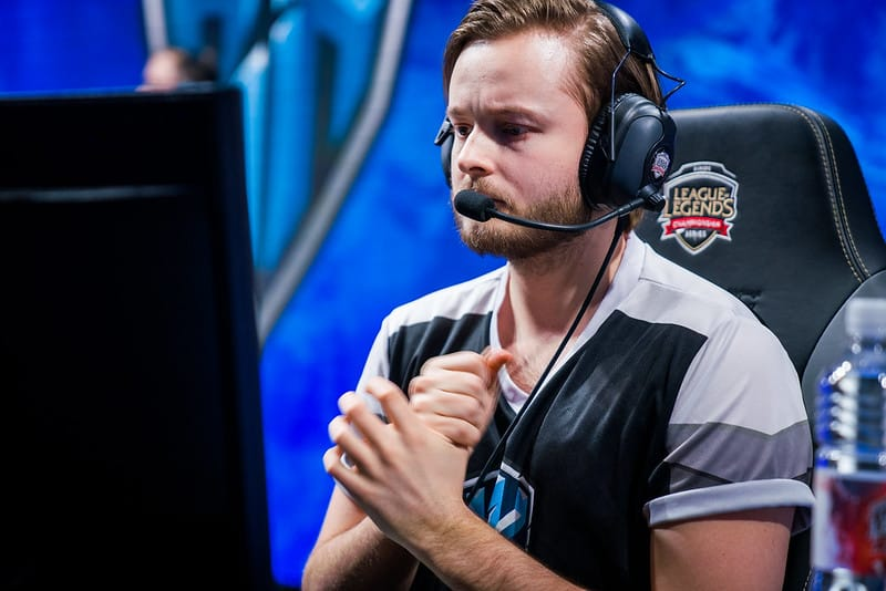 PromisQ playing with H2K gaming