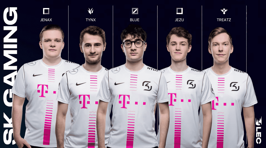 SK Gaming Complete Roster