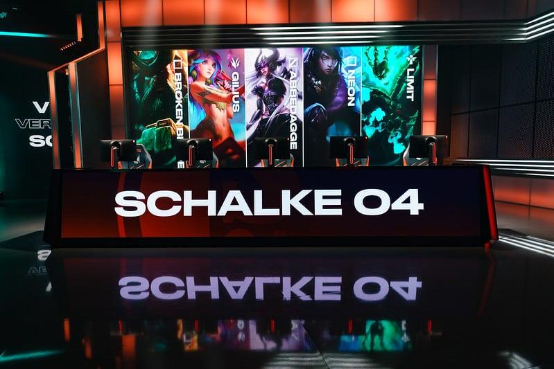 Schalke 04 Esports Live Stage - LEC WEek 7
