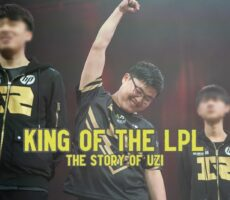RNG Uzi League of Legends' Crownless King
