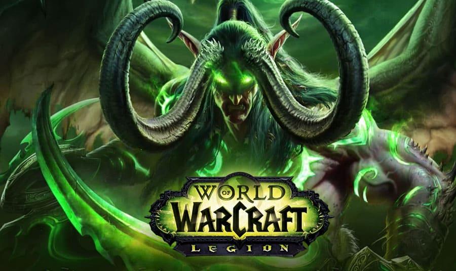 World of Warcraft Legion release wallpaper