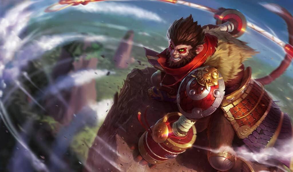 League of Legends Monkey King, Wukong