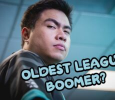 11 Oldest League of Legends Pros