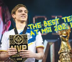MSI 2021 Power Rankings Every Region From Best to Worst