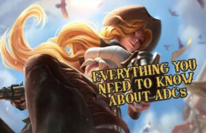 Miss Fortune wearing an old western attire | ADC Guide Banner