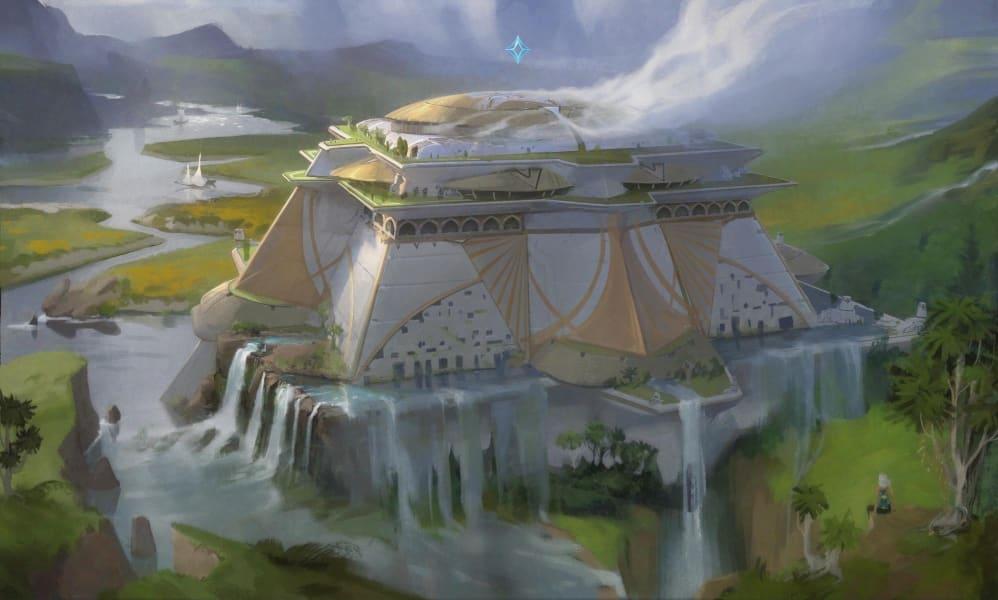 The hidden city of Ixtal