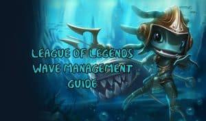 Fizz underwater with his Shark | League of Legends Wave Management Banner
