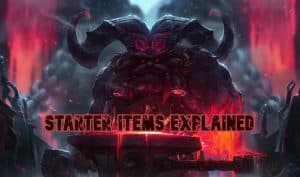 Ornn's default skin - LoL Starting Items banner