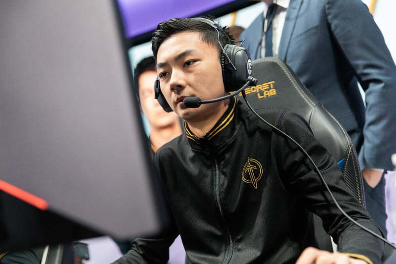 GG FBI playing intently | LCS OCE Players
