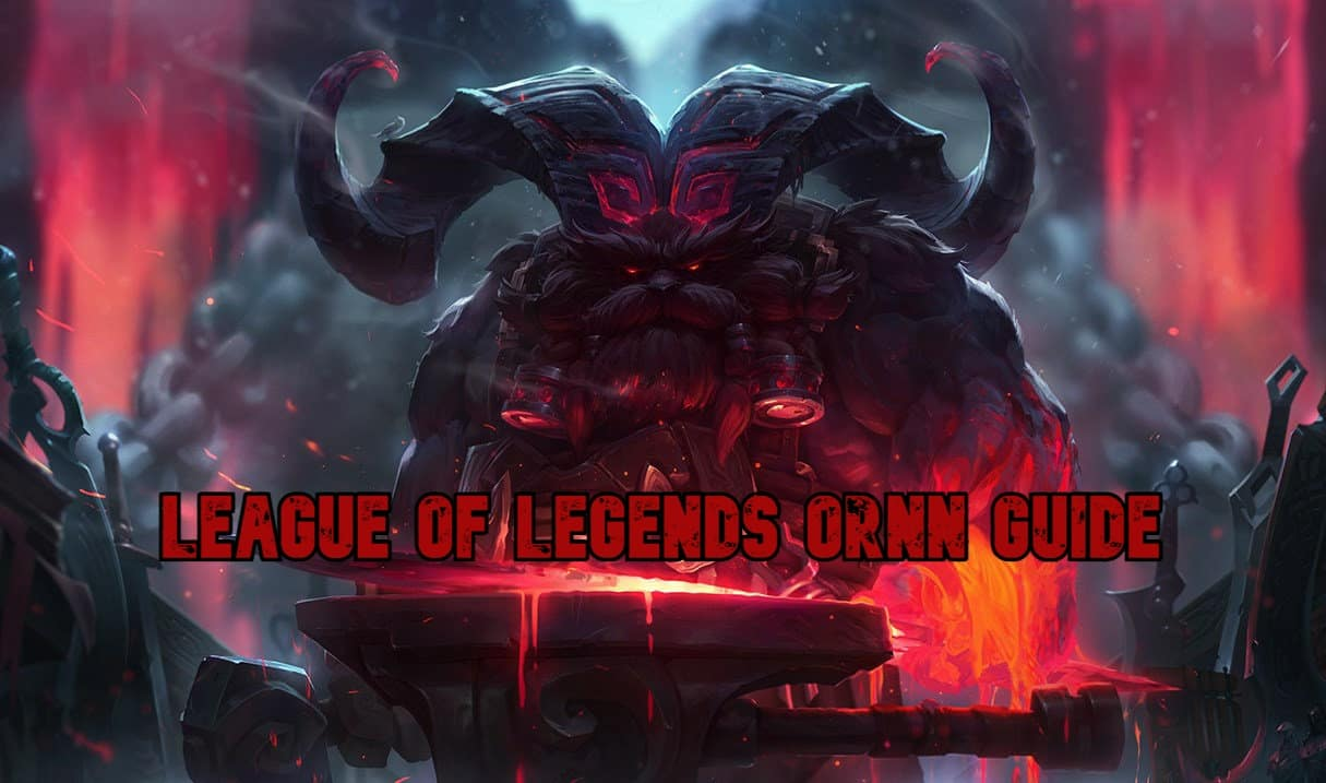 Ornn Default Art | Ornn Guide Banner