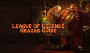 Gragas looking like a successful businessman - Gragas Guide Banner